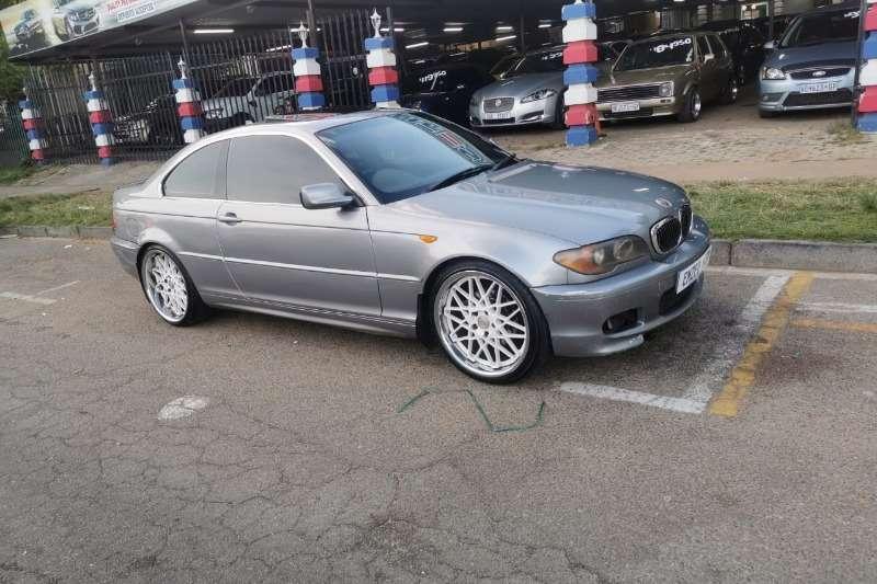 BMW 3 Series 325Ci 2003