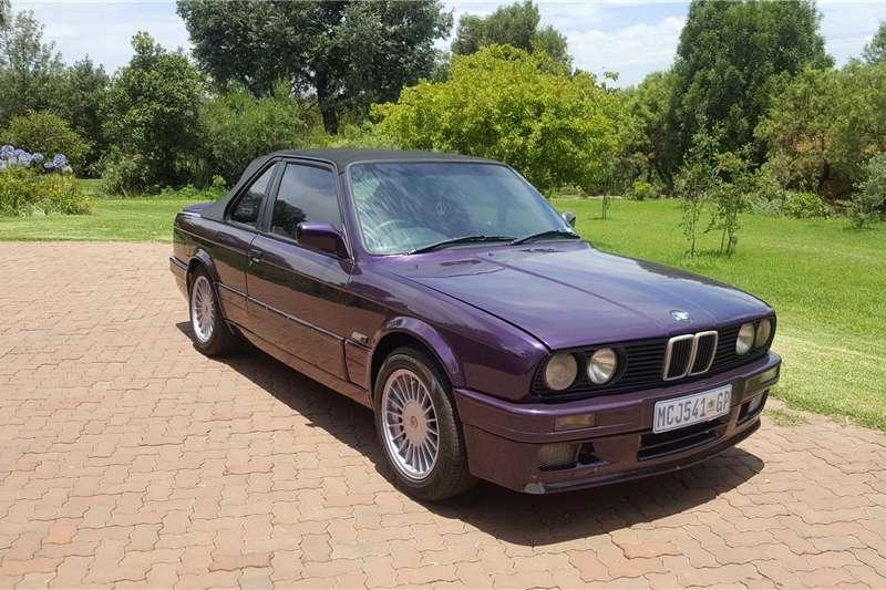 BMW 3 Series 325i 1984