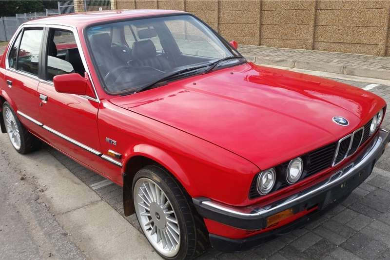 BMW 3 Series 325i 1989