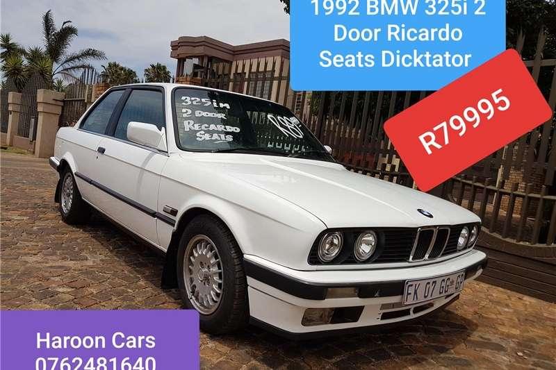 BMW 3 Series 325i 1992