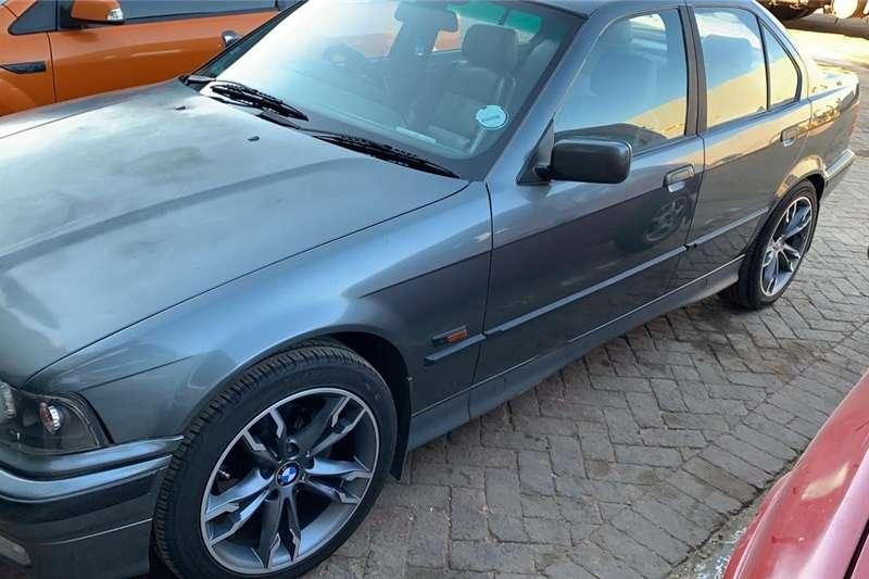BMW 3 Series 325i 1993