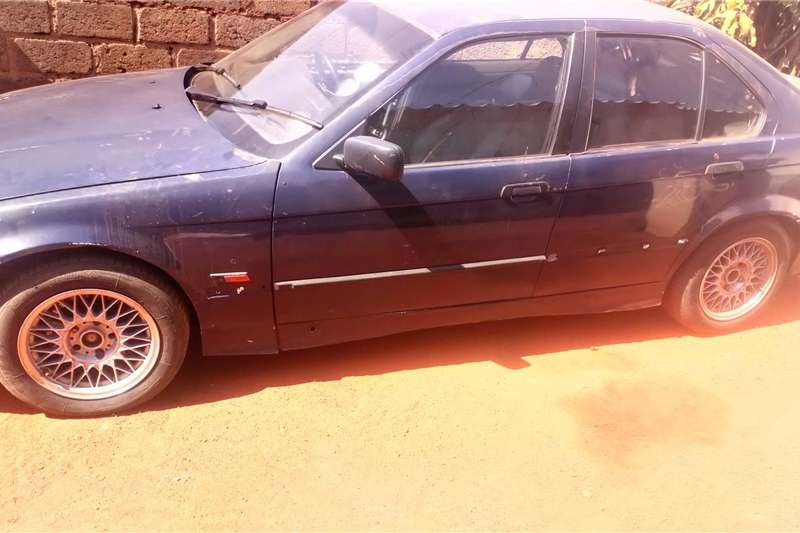 BMW 3 Series 325i 1997
