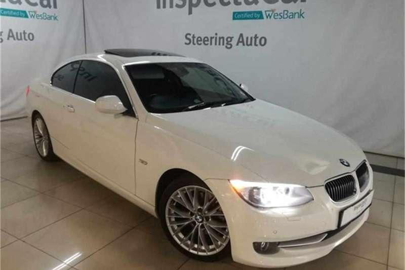 BMW 3 Series 325i coupé Exclusive auto 2013