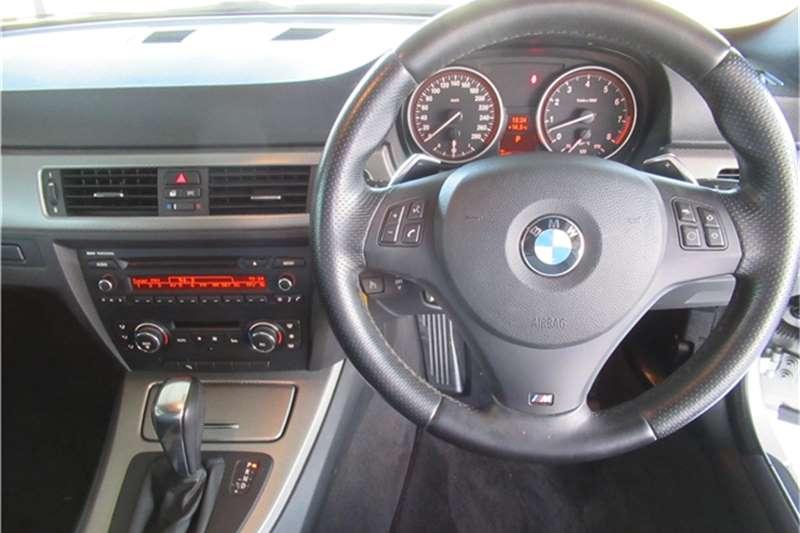 BMW 3 Series 325i coupé M Sport auto 2011
