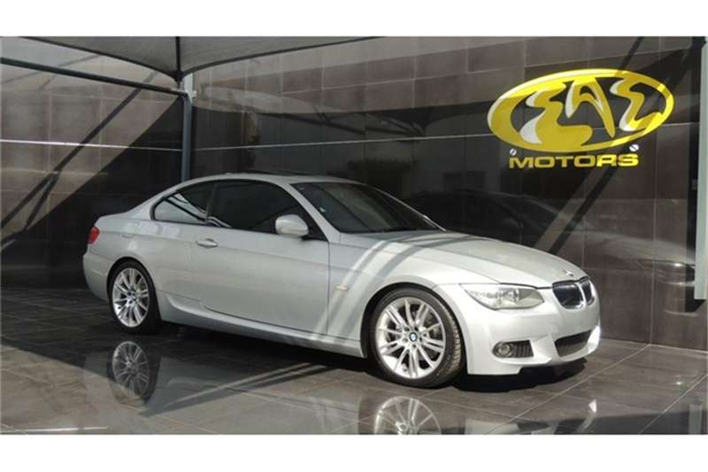 BMW 3 Series 325i Coupe Auto 2012