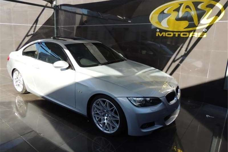 BMW 3 Series 325i Coupe M Sport Auto 2008