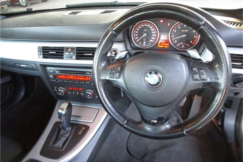 BMW 3 Series 325i Coupe M Sport Auto 2009