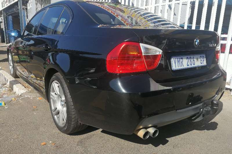 BMW 3 Series 325i Exclusive 2007