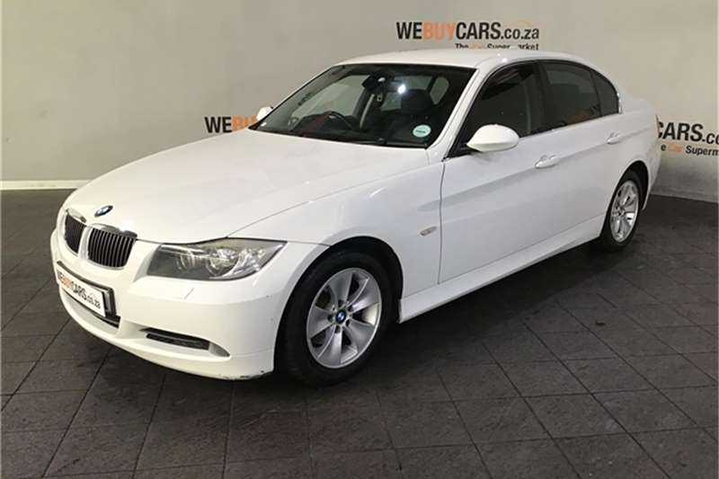 BMW 3 Series 325i Exclusive steptronic 2008