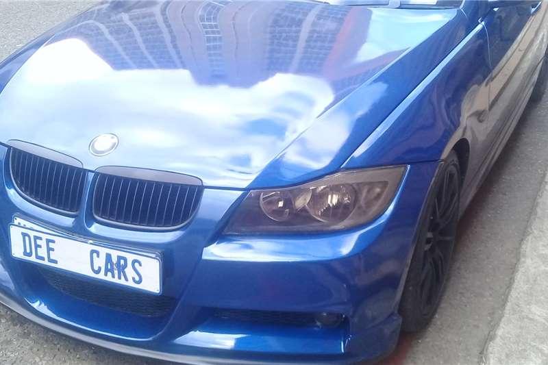 BMW 3 Series 325i M Sport 2007