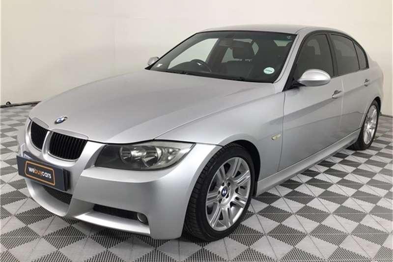 BMW 3 Series 325i M Sport steptronic 2007