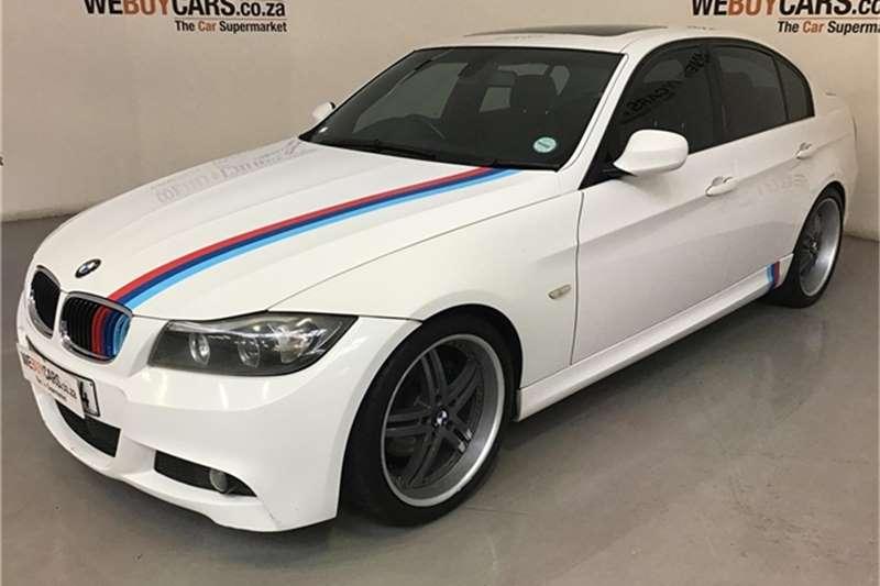 BMW 3 Series 325i M Sport steptronic 2009
