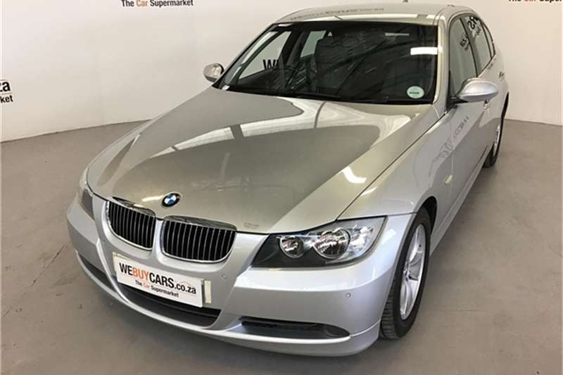 BMW 3 Series 325i steptronic 2006