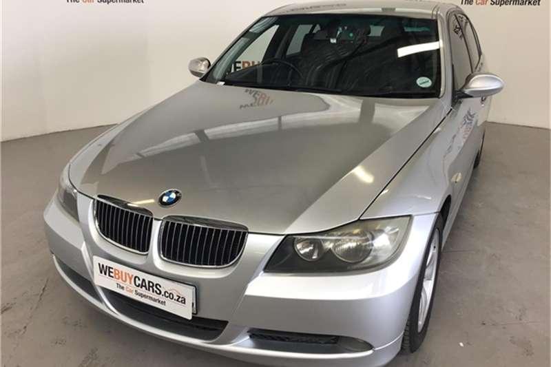BMW 3 Series 325i steptronic 2007