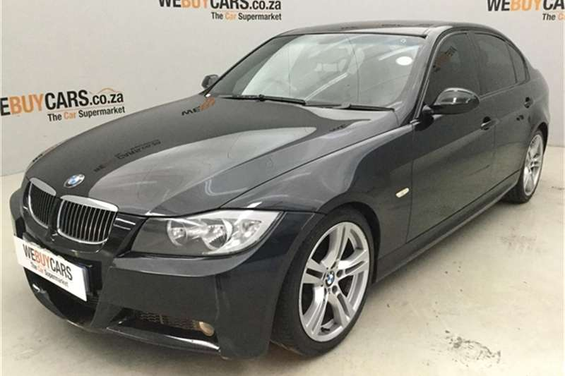 BMW 3 Series 325i steptronic 2007