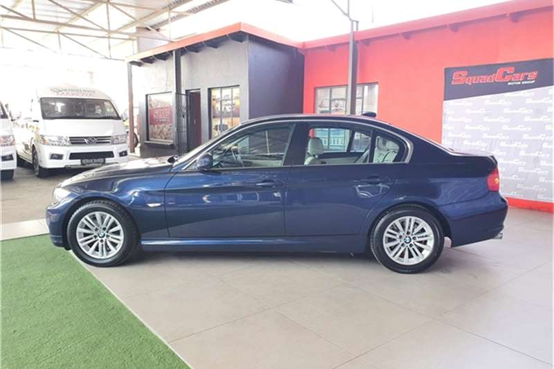 BMW 3 Series 325i steptronic 2011