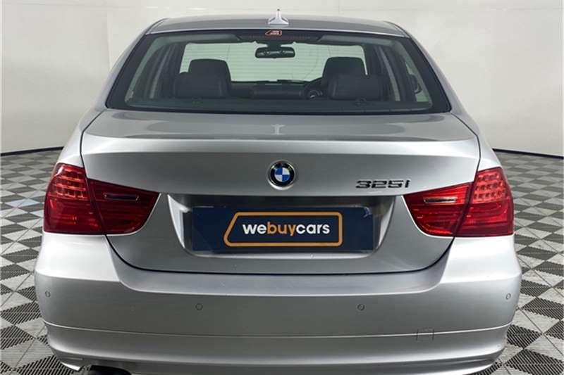 2011 BMW 3 Series 325i steptronic