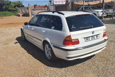 2001 BMW 3 Series 325i Touring