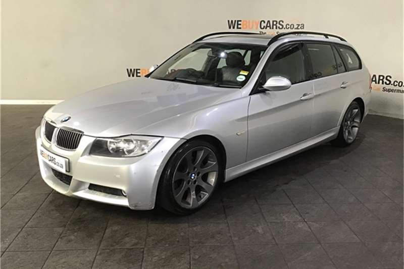 BMW 3 Series 325i Touring Exclusive steptronic 2006