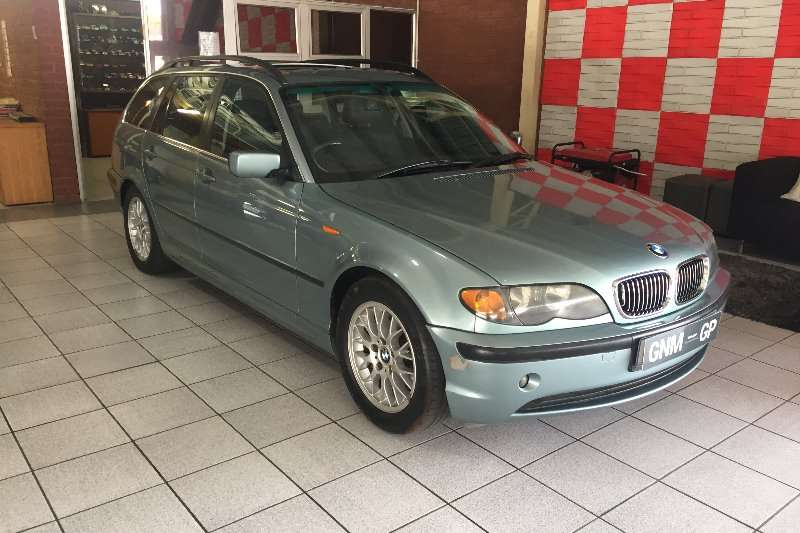 BMW 3 Series 325i Touring steptronic 2002