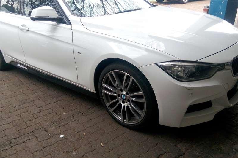 BMW 3 Series 328i auto 2015