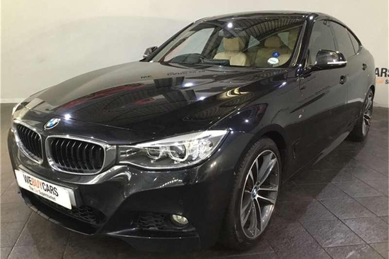 BMW 328I Gt >> Bmw 3 Series 328i Gt M Sport Auto 2014