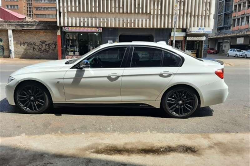 BMW 3 Series 328i M Performance Edition auto 2014