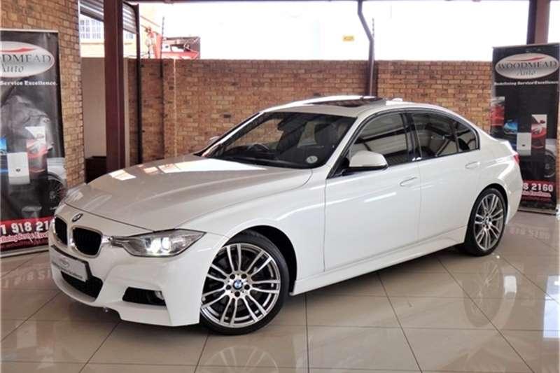 BMW 3 Series 328i M Sport auto 2013