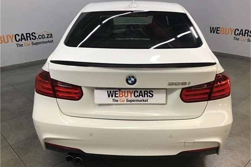 BMW 3 Series 328i M Sport auto 2014