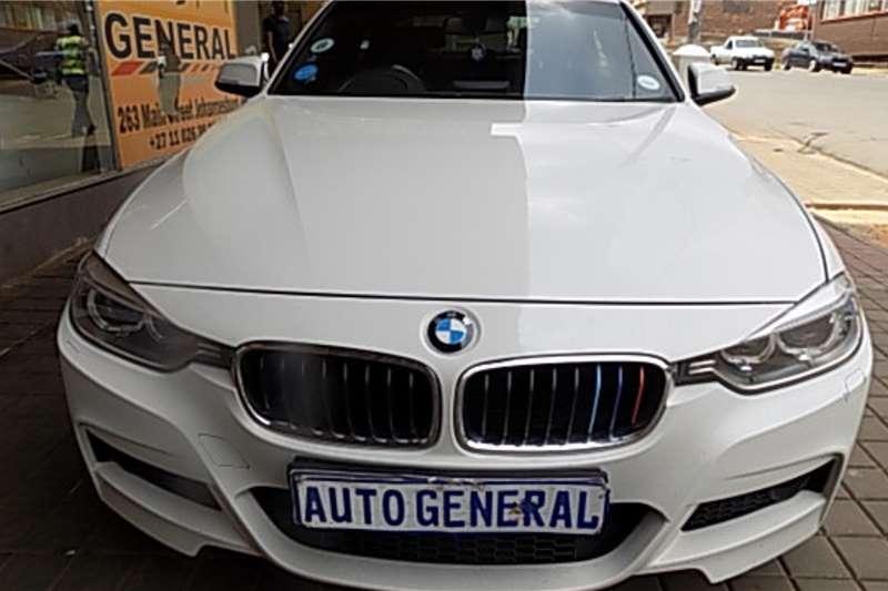 BMW 3 Series 328i M Sport auto 2015