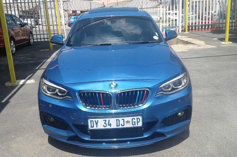 BMW 3 Series 328i M Sport sports-auto 2015