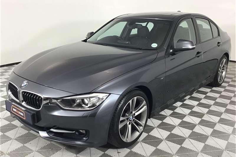 BMW 3 Series 328i Sport 2012