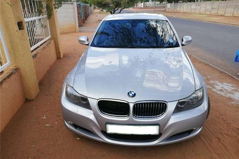 BMW 3 Series 330d 2009