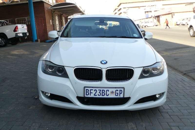 BMW 3 Series 330d 2011