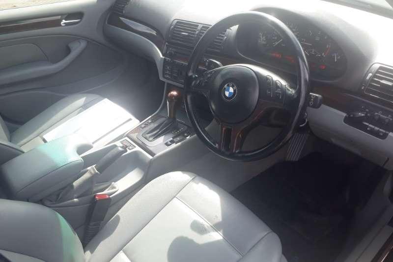 BMW 3 Series 330d auto 2003