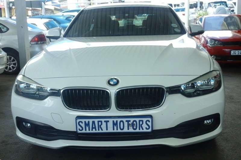 BMW 3 Series 330d auto 2017