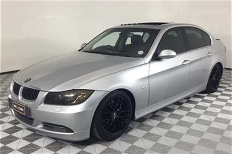 BMW 3 Series 330d Exclusive steptronic 2007
