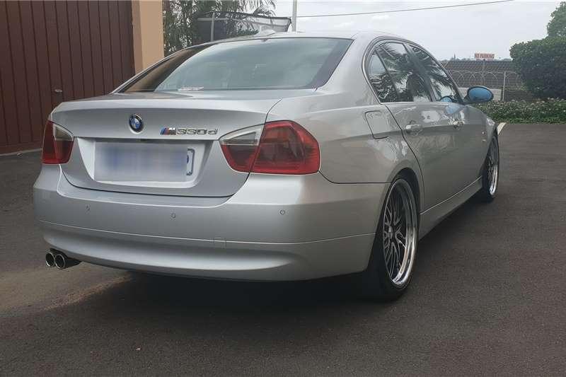 BMW 3 Series 330d Luxury Line auto 2006
