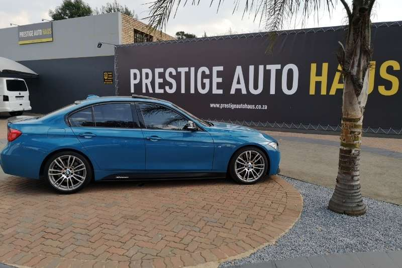 BMW 3 Series 330d M Performance Edition sports auto 2014