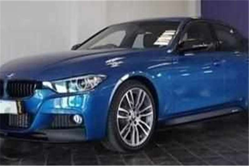 BMW 3 Series 330d M Sport 2013