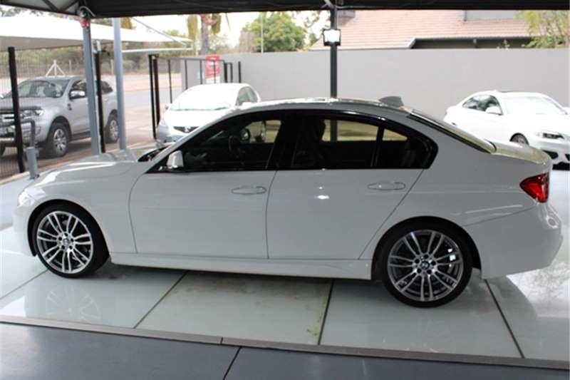 Used 2013 BMW 3 Series 330d M Sport