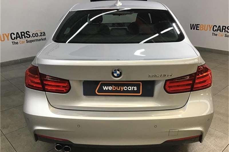 BMW 3 Series 330d M Sport 2015