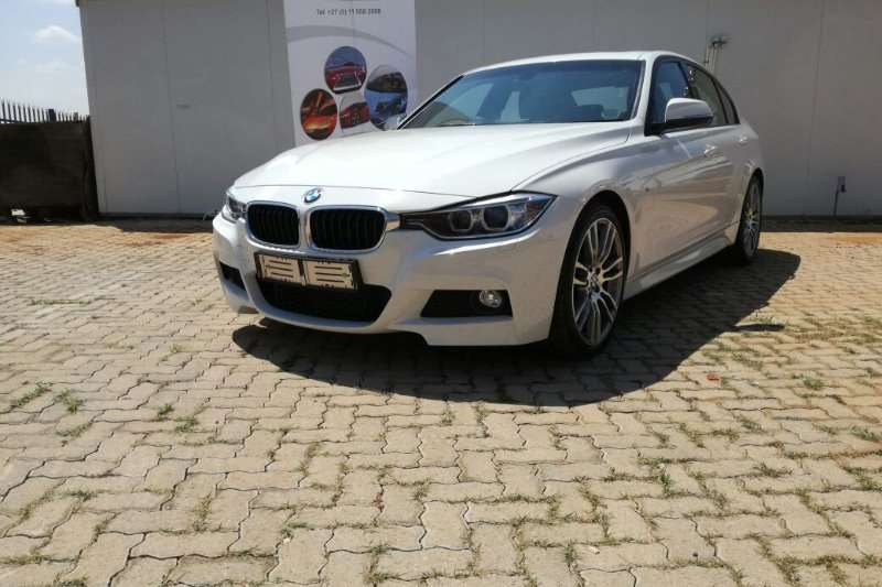 BMW 3 Series 330d M Sport auto 2015