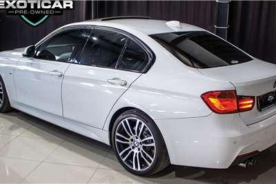 2015 BMW 3 Series 330d M Sport auto