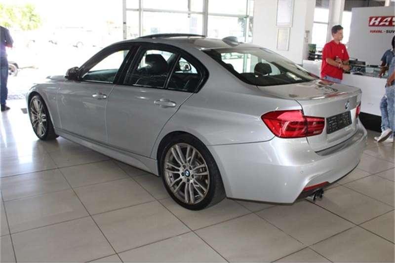 BMW 3 Series 330d M Sport Auto 2016