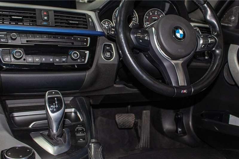 2016 BMW 3 Series 330d M Sport auto