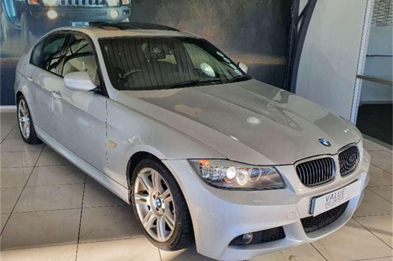 BMW 3 Series 330d steptronic 2011