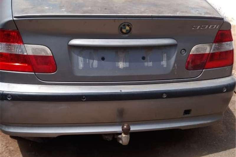 BMW 3 Series 330i 2004