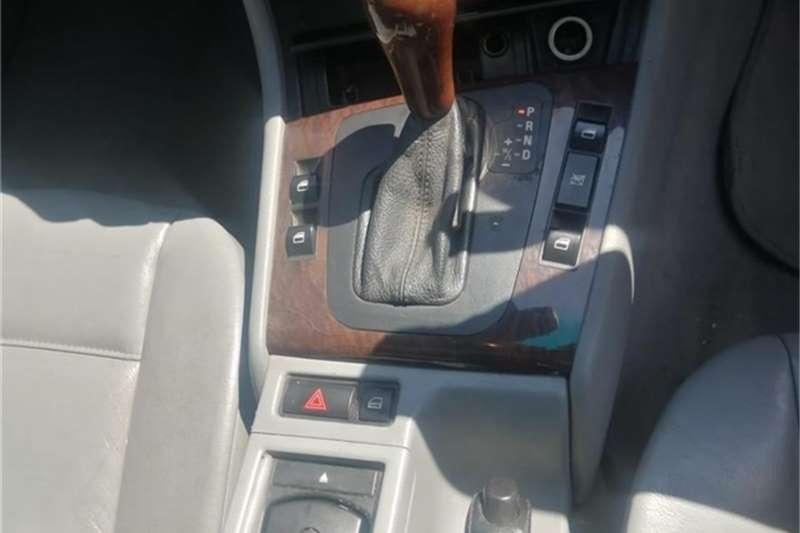 BMW 3 Series 330i Auto 2001
