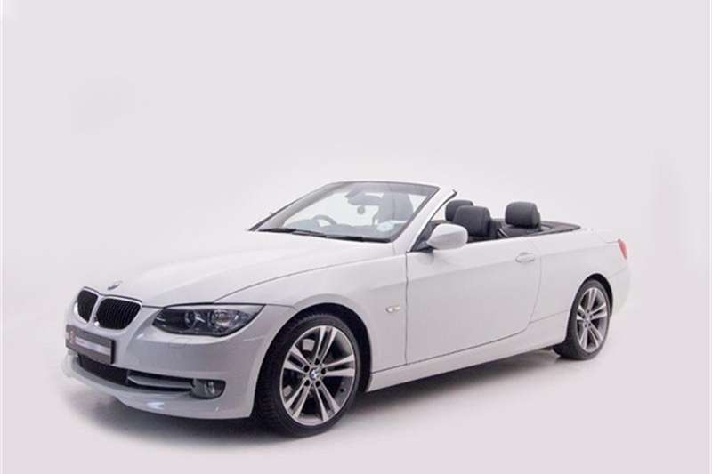 BMW 3 Series 330i convertible auto 2013